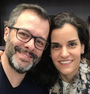 Katia Baizan and George Ferrari-Gonzalez