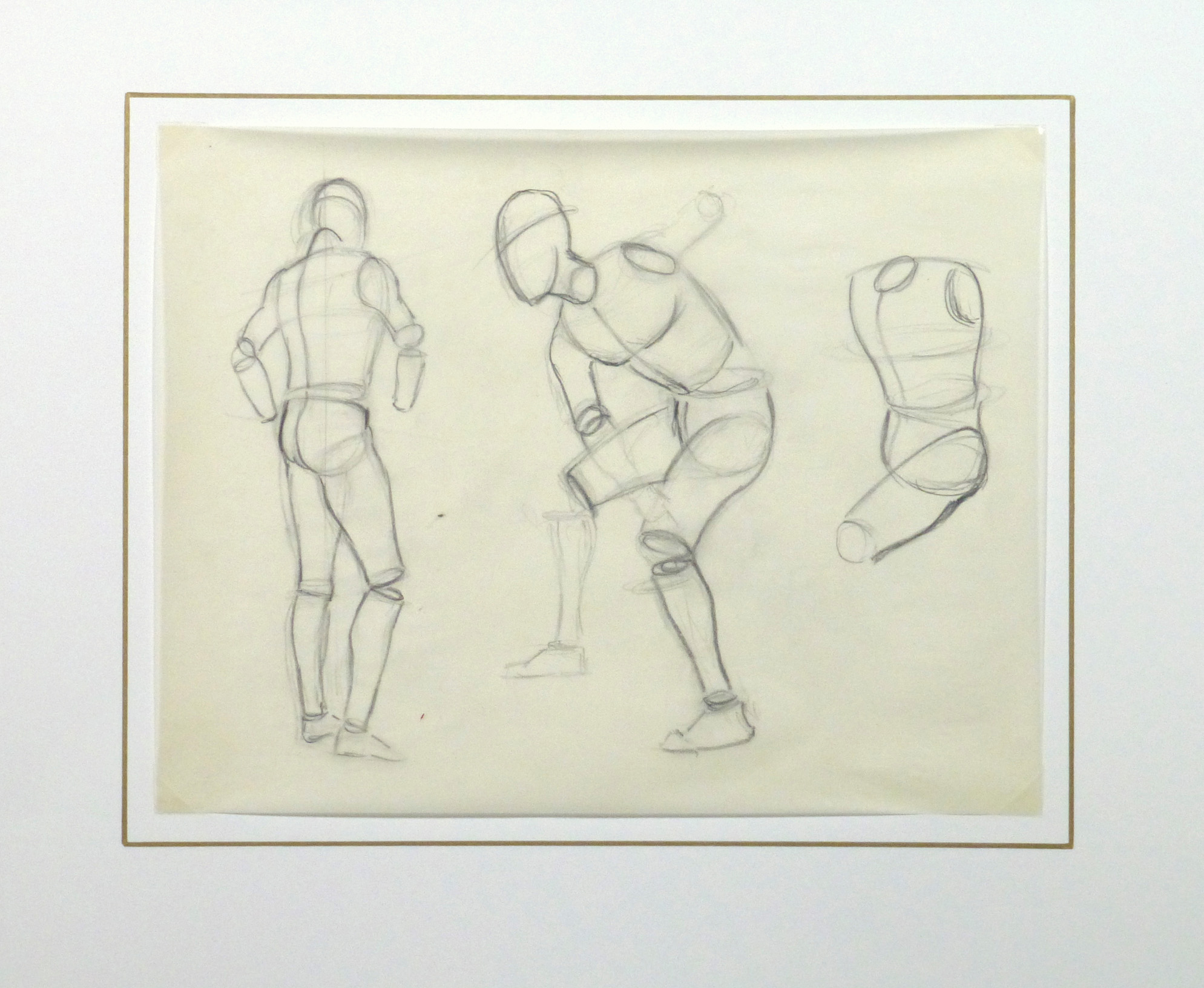 Line Art Figures : Drawing figures in motion original art antique maps prints