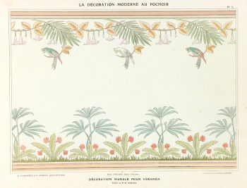 Uploaded ToVeranda Deco Lithograph-main-5683K
