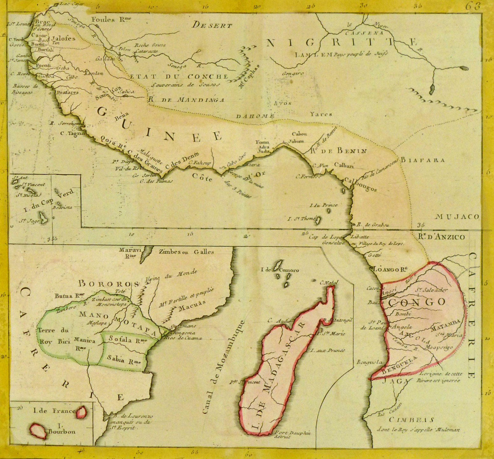 Map - Africa, 1767 Kingdom Of Madagascar Map on map of kalahari desert, map of senegal, map of thiland, map of nicaragua, map of cambodia, map of taiwan, map of sahara desert, map of bulgaria, map of north korea, map of ukraine, map of mali, map of usa, map of french polynesia, map of baffin island, map of south africa, map of antarctica, map of mexico, map of namib desert, map of new zealand, map of iran,