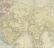 Map- World of the Ancients, 1860-detail-8150K