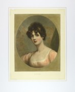 Miss Fanny Kemble Engraving-matted-8400K