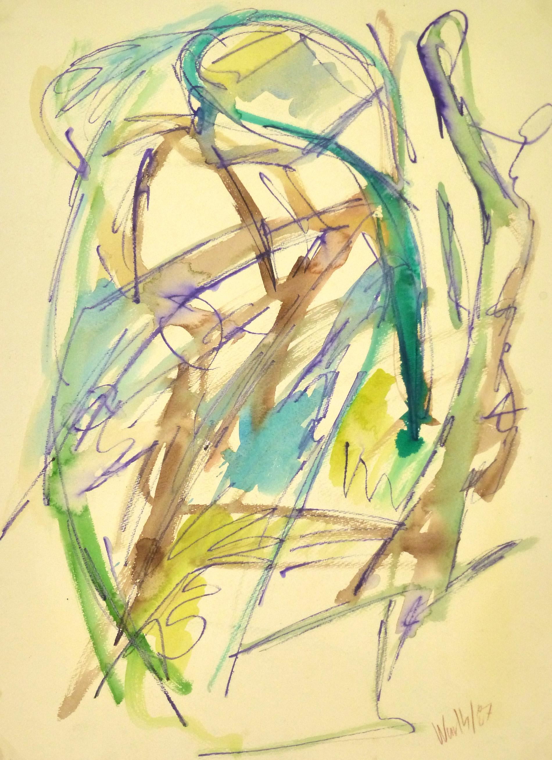 Marine Abstract Watercolor-main-9137K