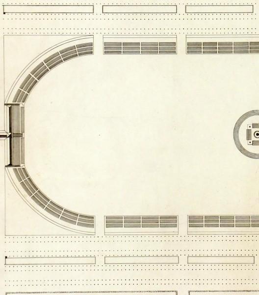 Antiquities Stadium Engraving-detail-K3534