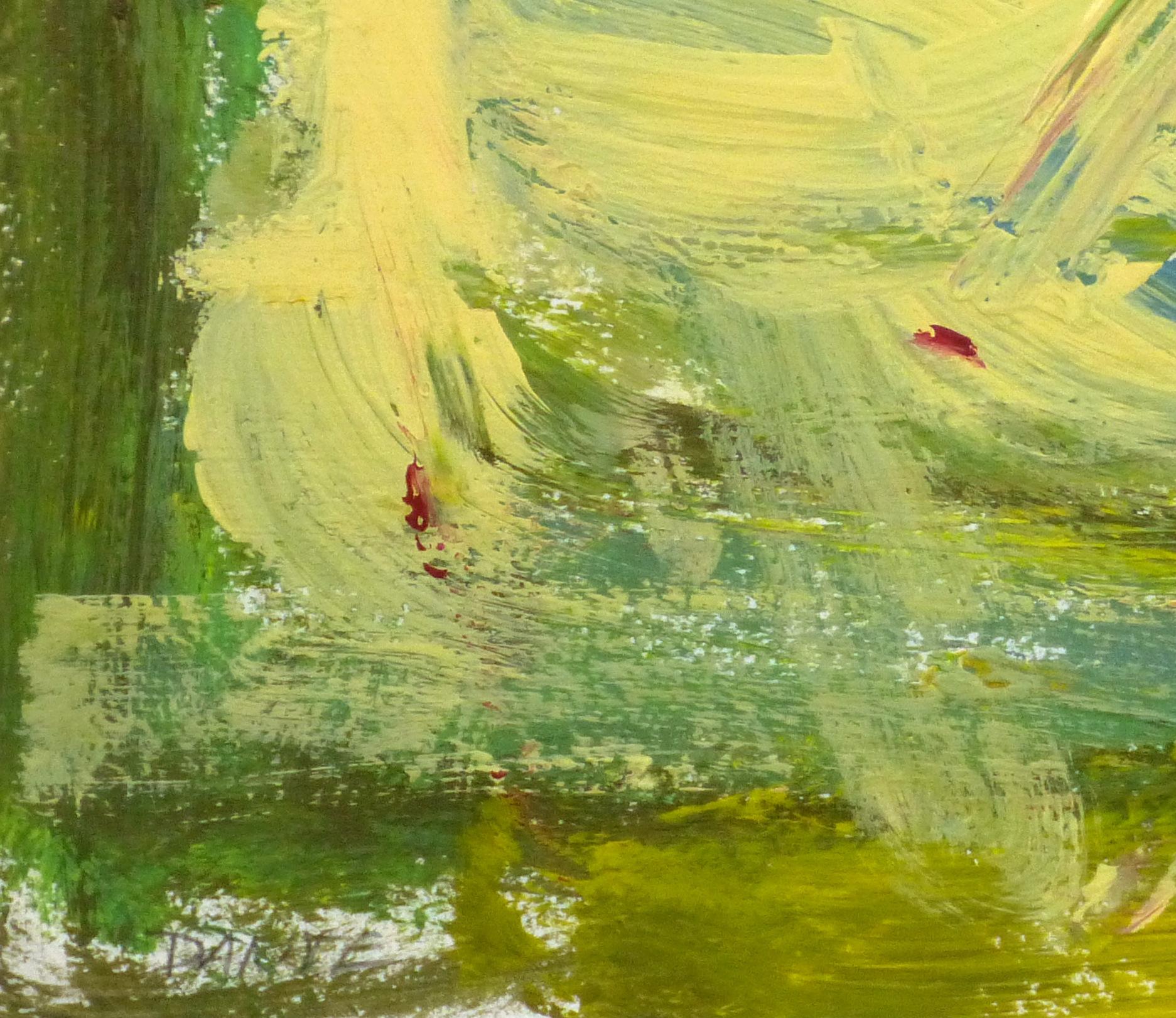 Introspective Abstract, circa 1999-detail 2-10089K