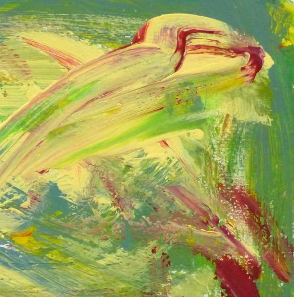 Introspective Abstract, circa 1999-detail-10089K