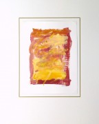 Incandescence Abstract, circa 1999-matted-10092K