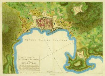 Plan of Split Engraving, 1802-main-10368M