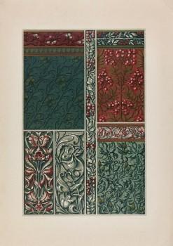 Art Nouveau Designer Sheet, 1886-main-KLA2332