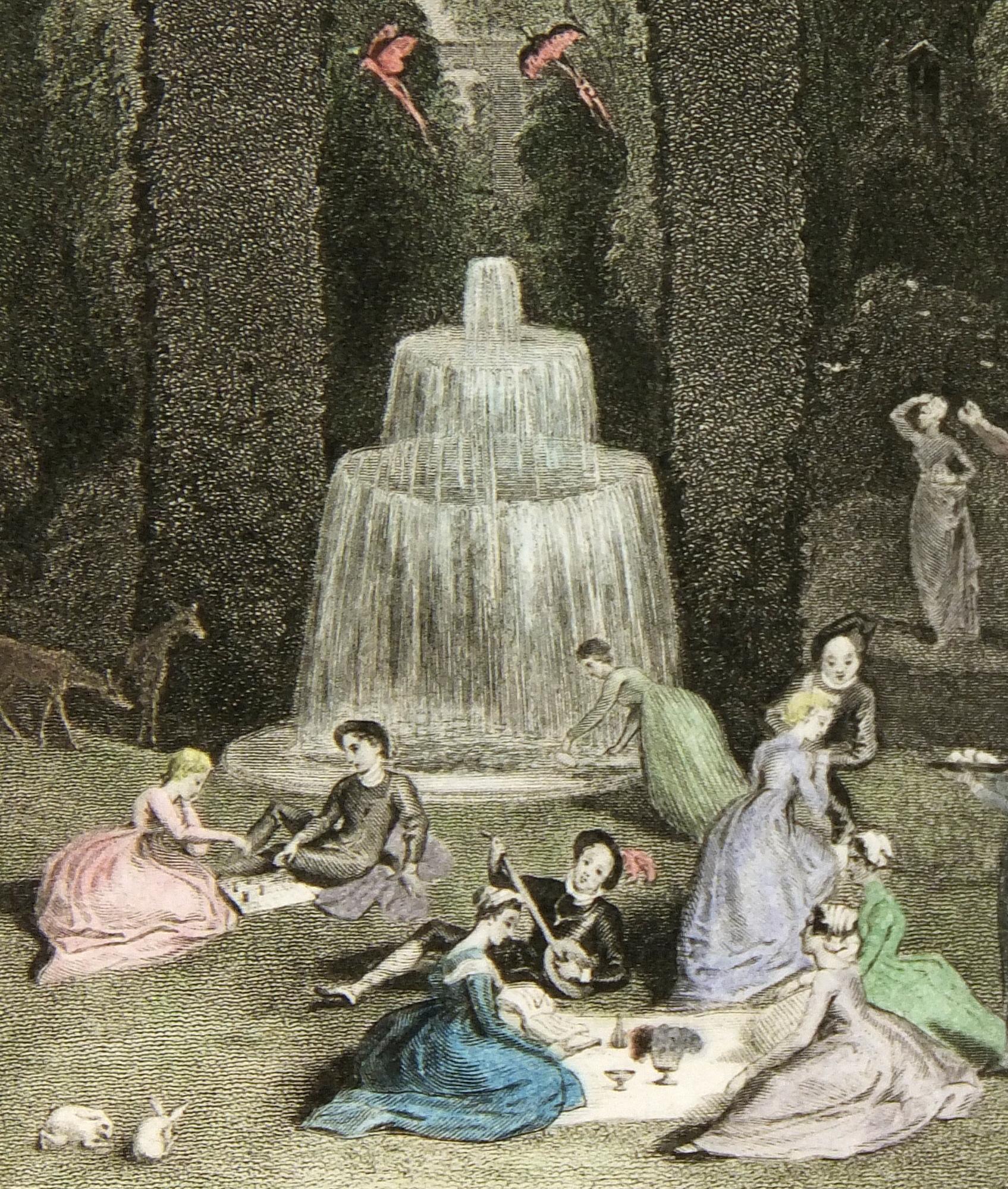 Games & Music Antique, Circa 1835-detail-KLA3173