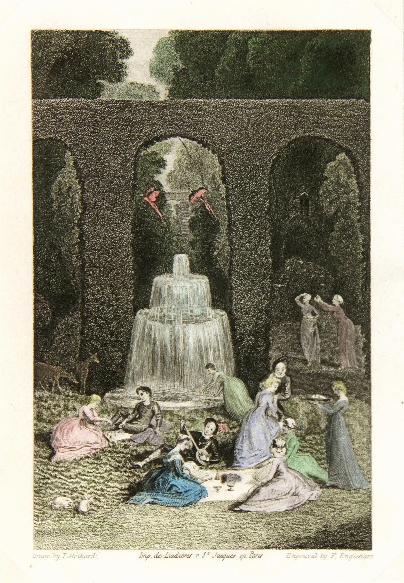 Games & Music Antique, Circa 1835-main-KLA3173