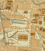 Birmingham England Map, 1924-detail-5414K