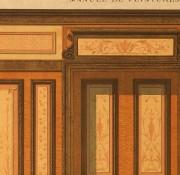 Paris Interior Print, Circa 1880-detail-5677K