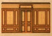 Paris Interior Print, Circa 1880-main-5677K