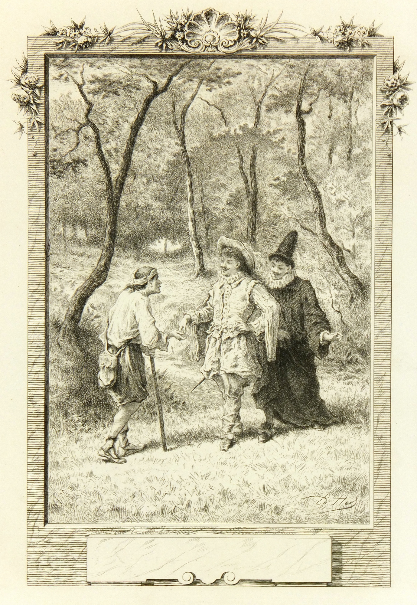 French Engraving, 1880-main-6142K