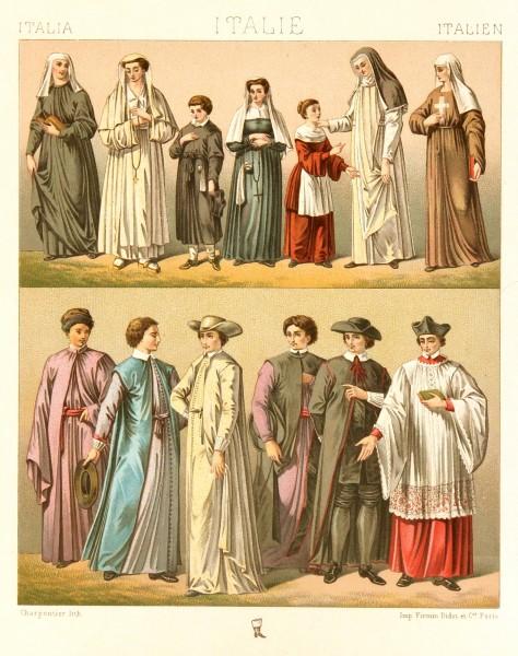 Italian Dress Print, 1888-main-6210K