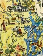 Rhode Island Pictorial Map, 1946-detail-6238K