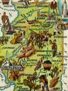 Pictorial Map - Illinois, 1946-detail-6241K