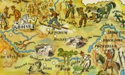 Pictorial Map - Idaho, 1946-detail-6244K