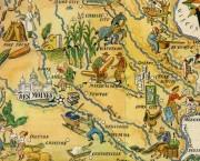 Pictorial Map - Iowa, 1946-detail-6263K