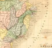 Brazil Map, 1877-detail-7303K