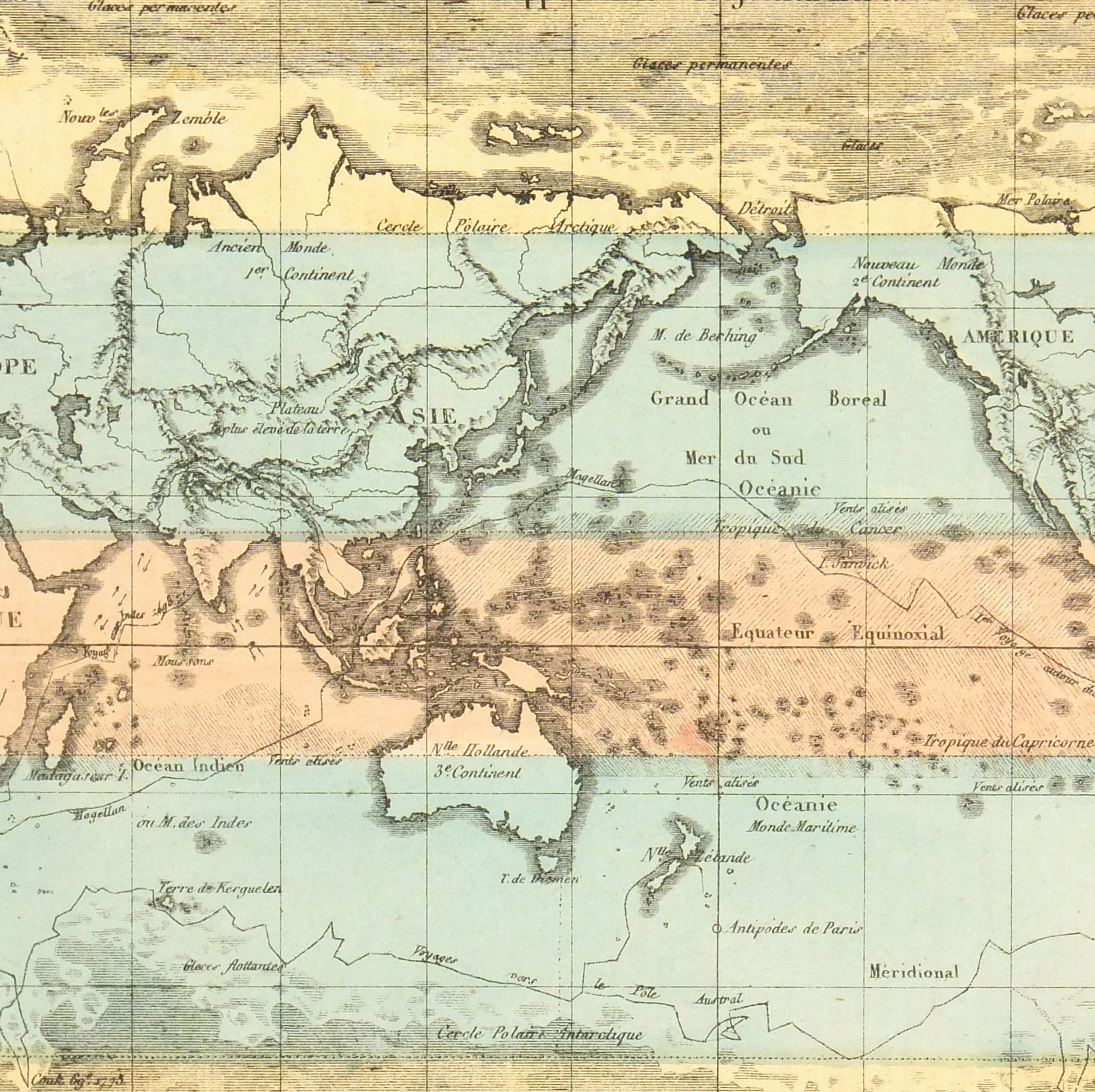 World Map, 1877-detail-7313K