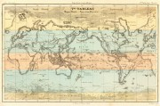 World Map, 1877-Main-7313K