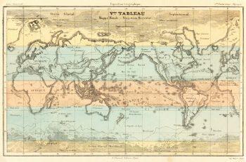 World Map, 1877-Main-7313K