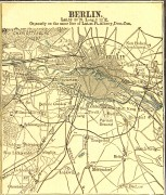Berlin Map, 1889-main-7330K