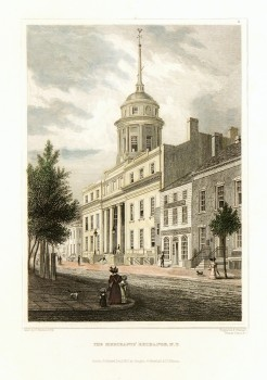 NYC Merchants' Exchange, 1830-main-7418K