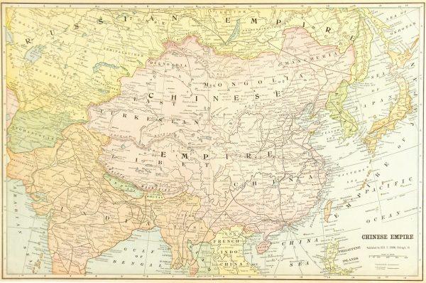 Chinese Empire, 1901-main-7620K