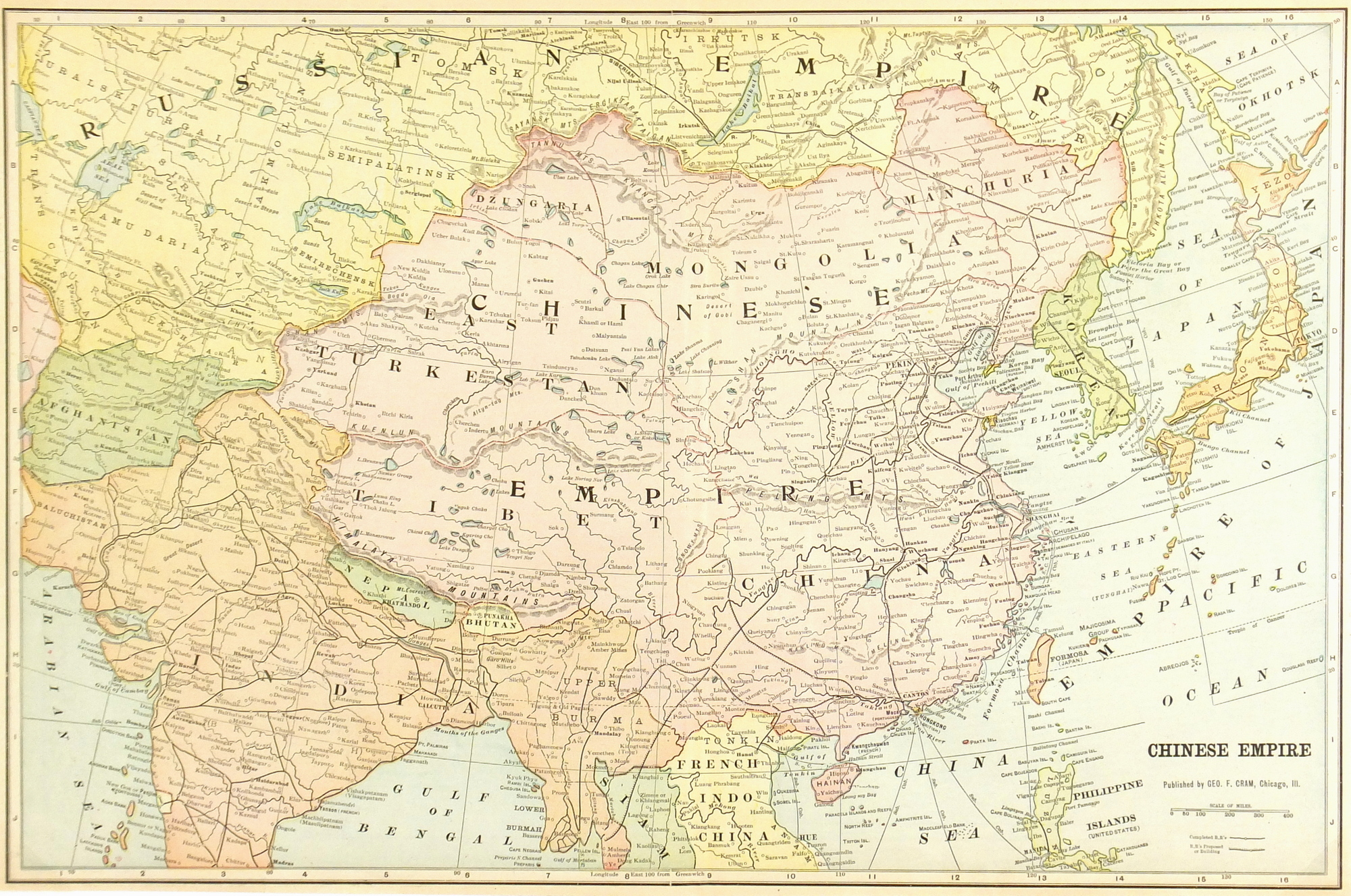 Chinese Empire, 1901-main-7620K