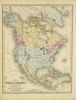 Map of North America, 1876-main-8192K