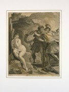 Olympia Delivered, Circa 1770-matted-8278K