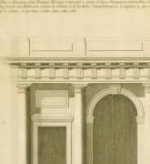 Doric Order Engraving, 1780-detail-8519K