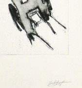 Modern Abstract Engraving-detail-8745K