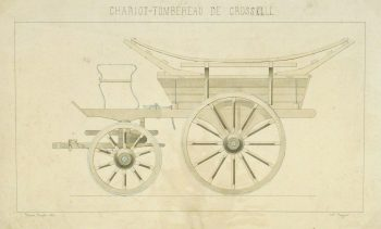 Cart Drawing , 1859-main-8869K