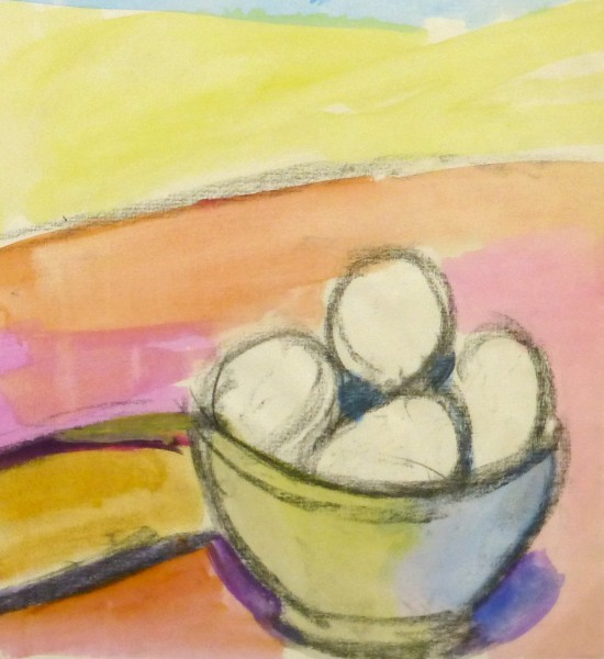 Pantry Still Life, Circa 1960-detail 2-8940K