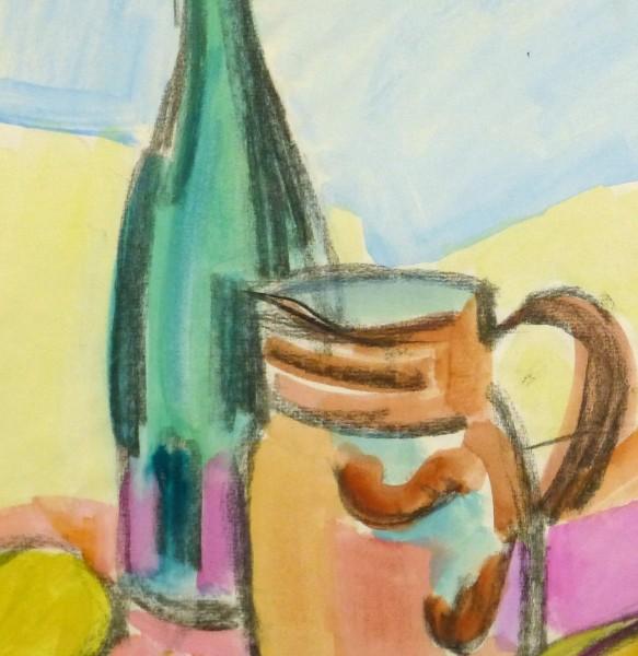 Pantry Still Life, Circa 1960-detail-8940K