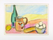 Pantry Still Life, Circa 1960-matted-8940K