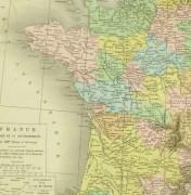 France Map, 1884-detail 2-9378K