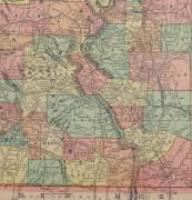 Colorado Map, 1903-detail9415K