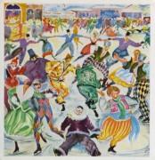 Ice Rink Print, 1929-main-9795K