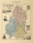 Map of France, 1876-main-9935K