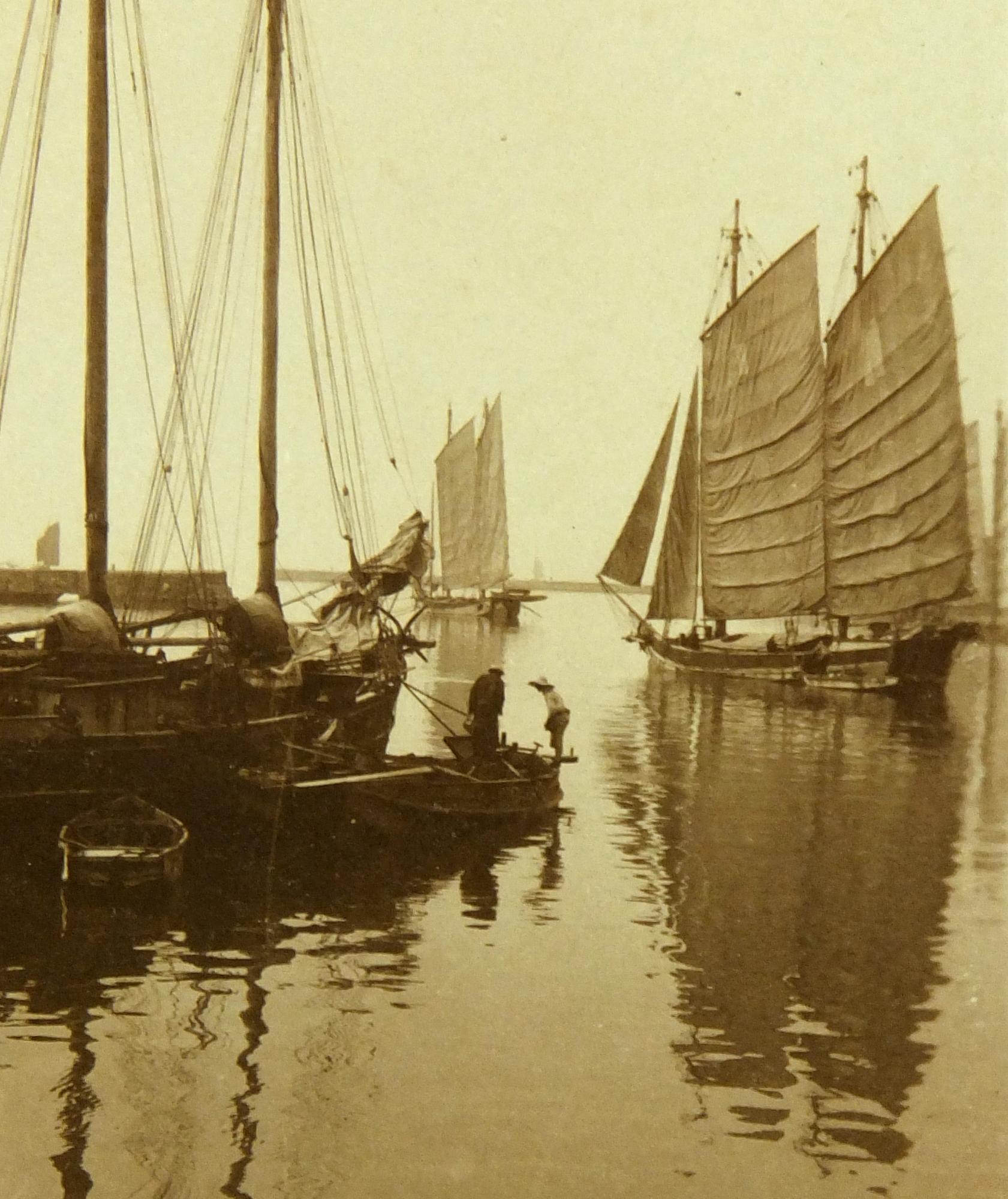 Photograph- Japanese Pictorialism, Circa 1920-detail-K4197