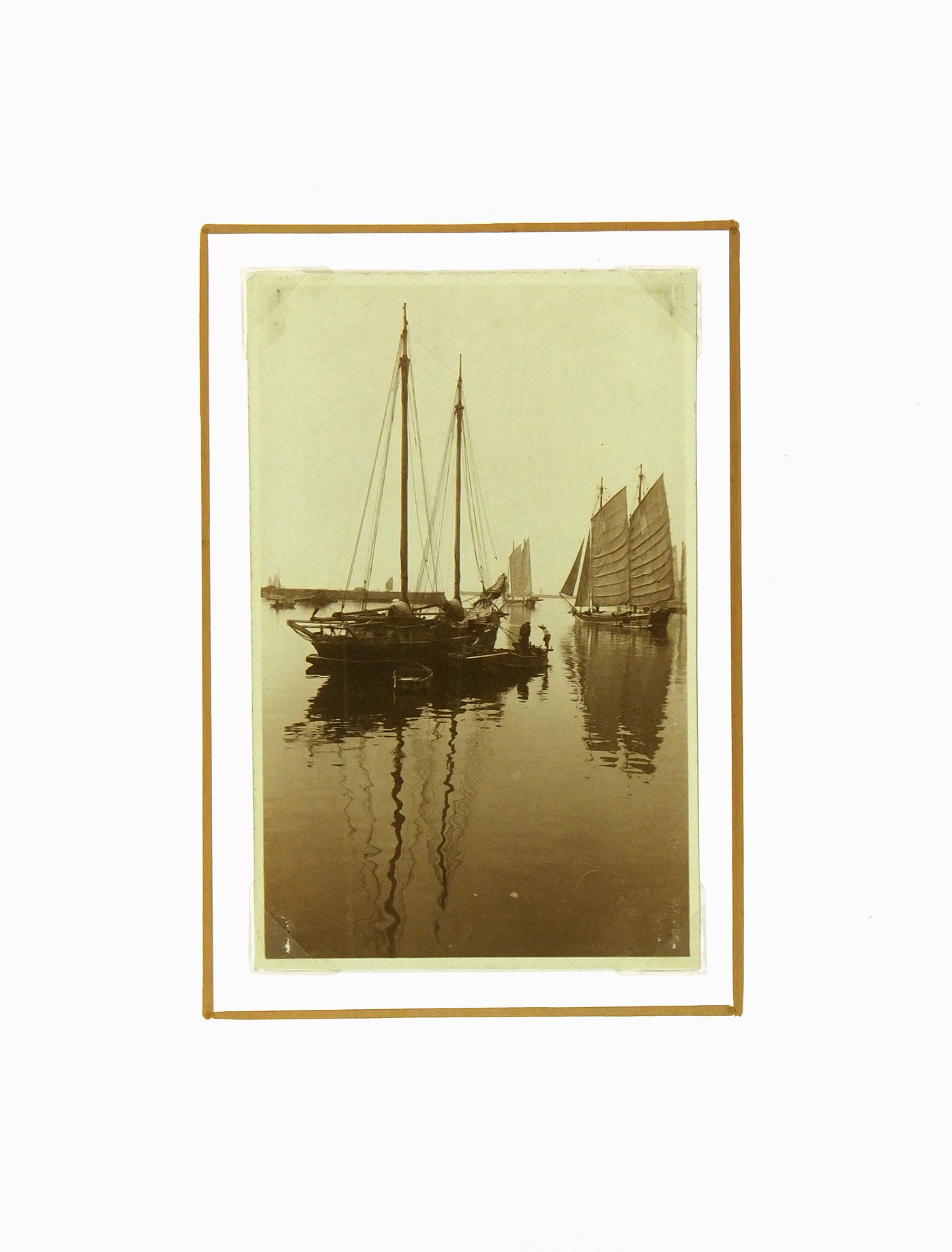 Photograph- Japanese Pictorialism, Circa 1920-matted-K4197
