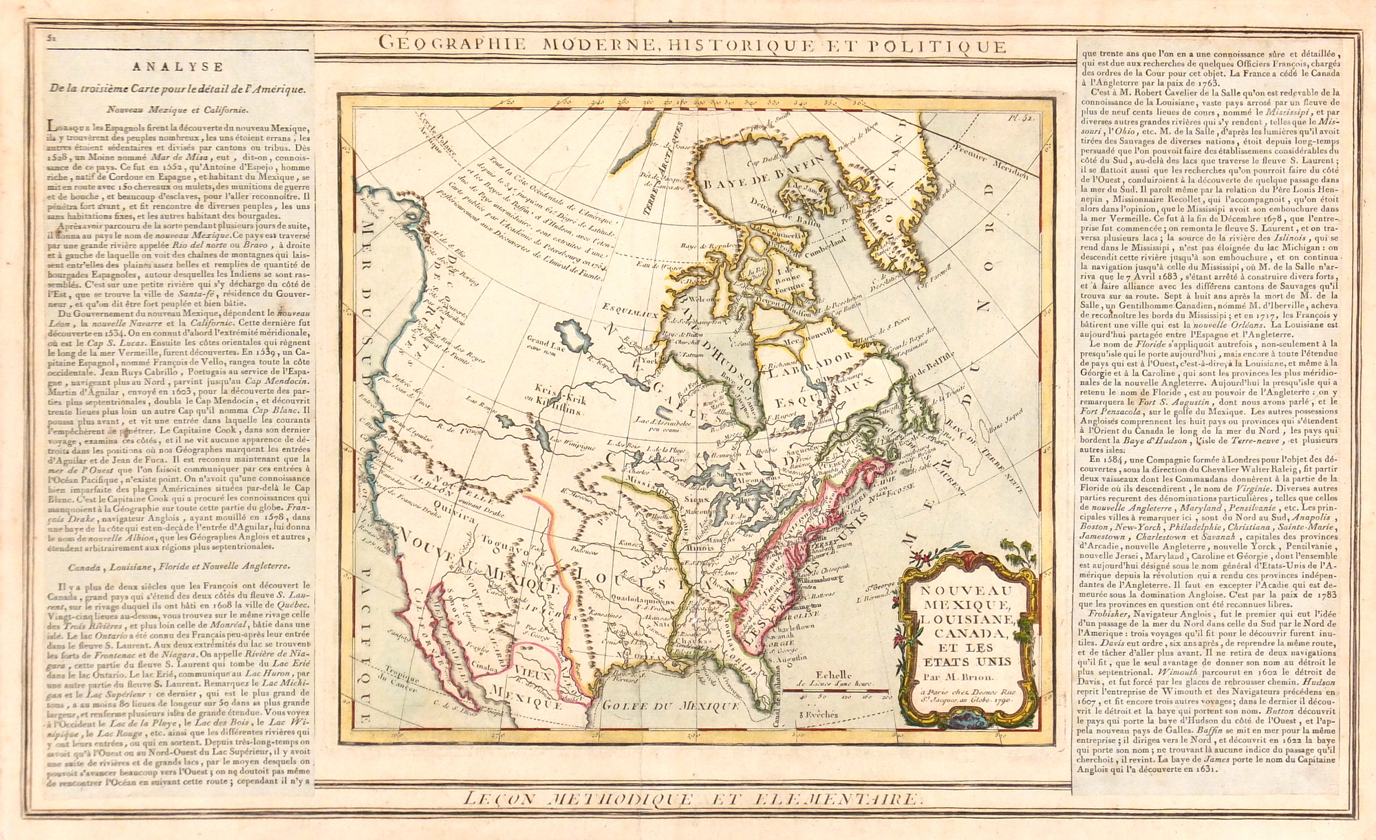 map of american independence 1790
