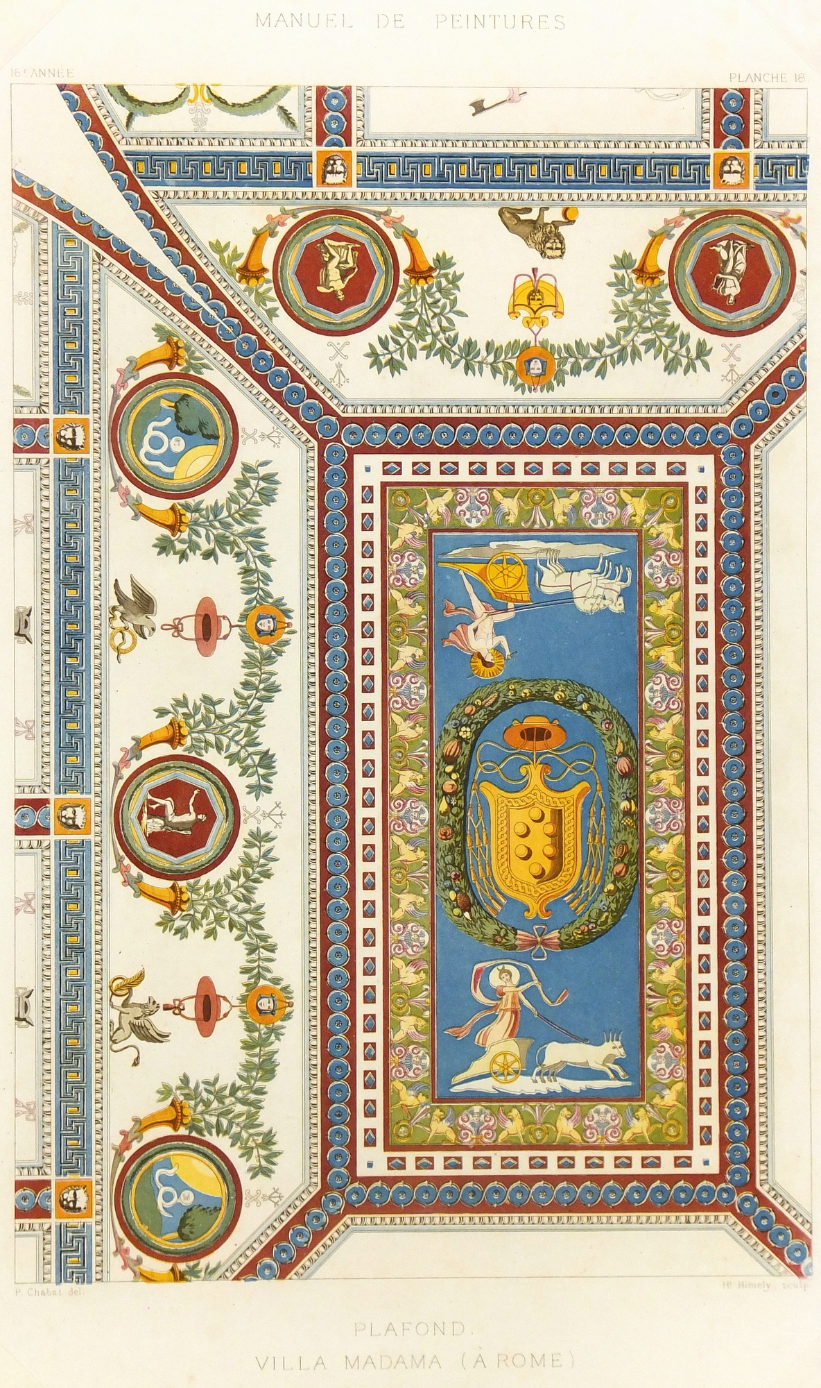 Villa Madama Rome, 1867-main-K5122