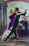 Tango Watercolor, 1987-main-KB1379