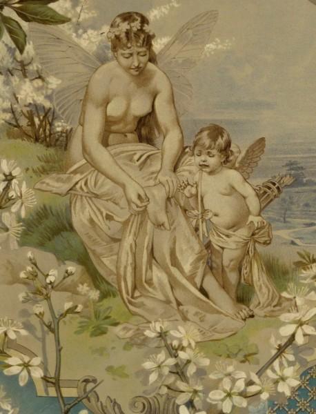 Angels & Blueberries, 1886-detail 2-KB1656